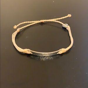 Pura vida tie knot bracelet